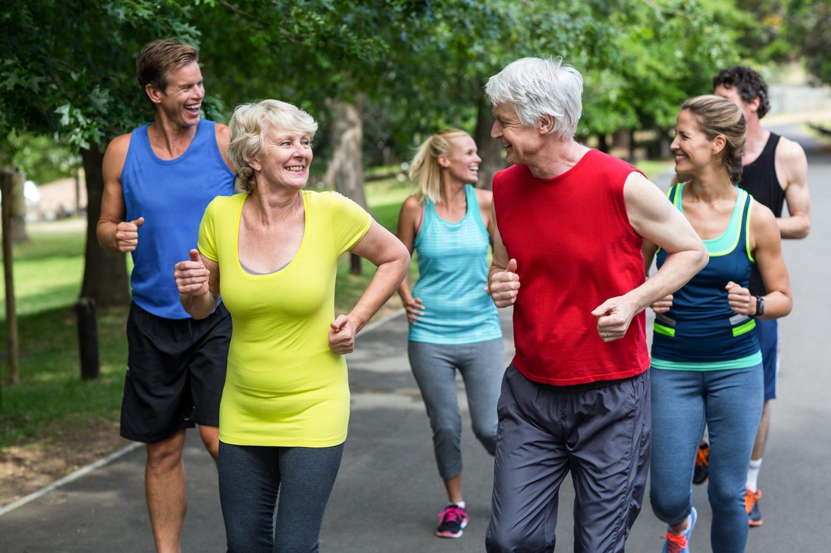 Correr ajuda a perder peso?